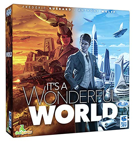 It's a wonderful world, développez votre empire